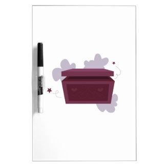 Open Box Dry Erase Whiteboards