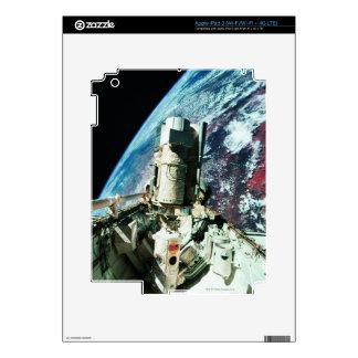 Open Cargo Bay 2 iPad 3 Decal