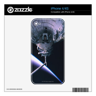 Open Cargo Bay Decals For iPhone 4S