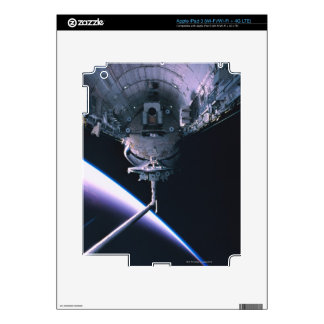 Open Cargo Bay iPad 3 Decal