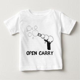 open carry bubble gun baby T-Shirt