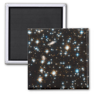 Open Cluster NGC 6791 2 Inch Square Magnet