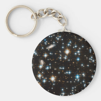 Open Cluster NGC 6791 Keychain