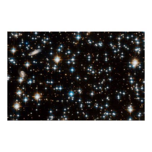 Open Cluster NGC 6791 Poster