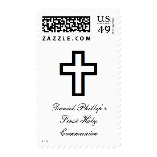 """""""Open Cross"""" Postage Stamps"""