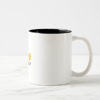 open Document Format is Freedom Cup Two-Tone Coffee Mug