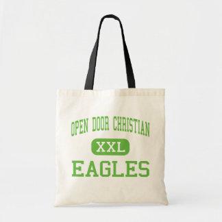 Open Door Christian - Eagles - High - Tuscaloosa Tote Bag