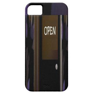 OPEN Door iPhone 5/5S Case