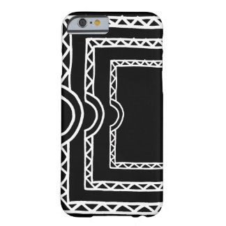 Open Door White Barely There iPhone 6 Case