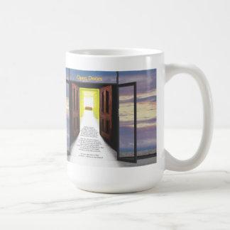 Open Doors (Break In Clouds) Mug