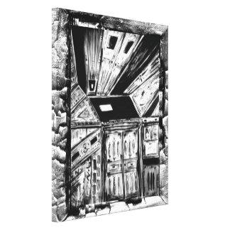 Open Doors Canvas Print