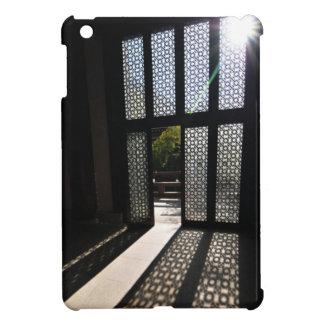 Open doors iPad mini cover
