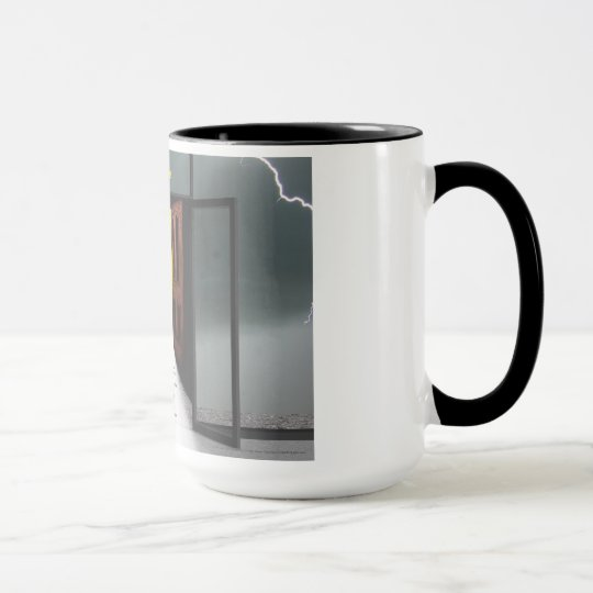 Open Doors (Lightning) Mug