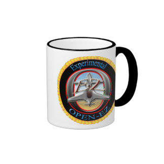 Open-EZ Ringer Coffee Mug