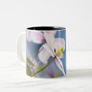 Open Flower Mug
