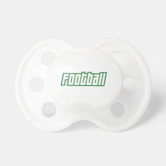 OPEN FOOTBALL BooginHead PACIFIER