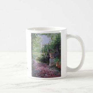 Open GateBy Sylvia LeDoux Classic White Coffee Mug