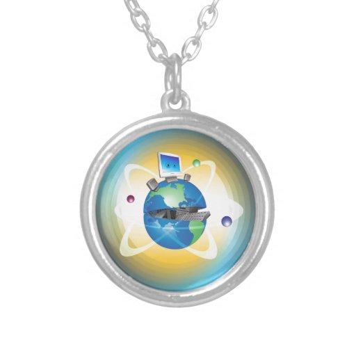 Open Globe Pendant