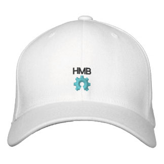 Open hardware HMB Embroidered Hat