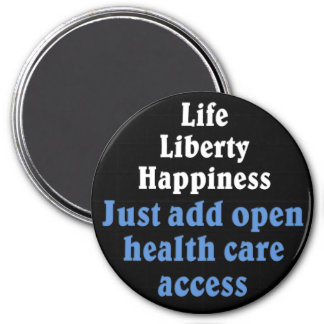 Open healthcare access 2 magnet