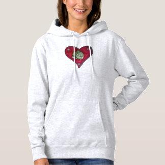 Open Heart Hoodie