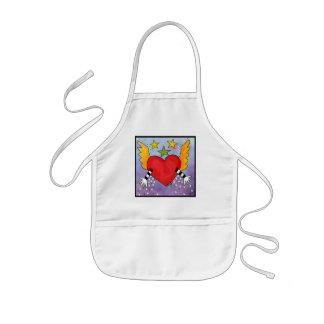 Open Heart Kids' Apron