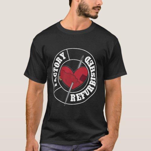 Open Heart Surgery Recovery Gift T_Shirt