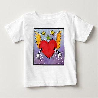 Open Heart T Shirt