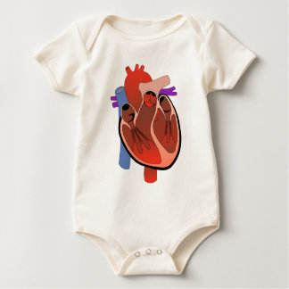Open Hearted Rompers
