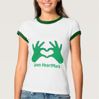 Open HeartMark T-Shirt