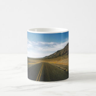 Open Highway Coffee Mug