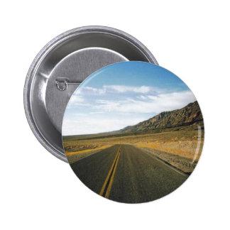 Open Highway Pinback Button