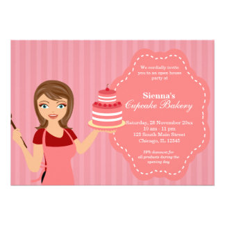 Open House Bakery business Announcements