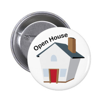 Open House Pin