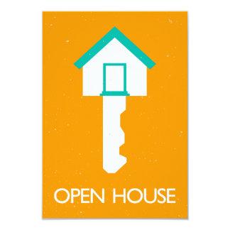 open house housekey card