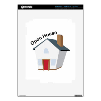 Open House Skins For iPad 3