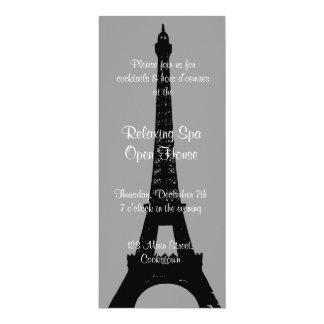 Open House Smokey Gray Evening in Paris Card