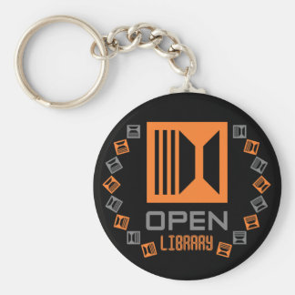 open library keychain