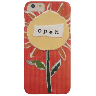 Open Like A Sunflower iPhone 6 Plus Case