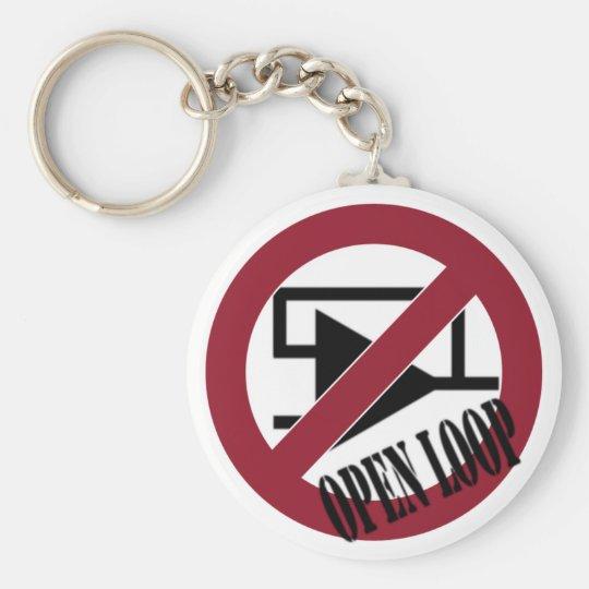 Open Loop Keychain