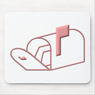 Open Mailbox Mouse Pad
