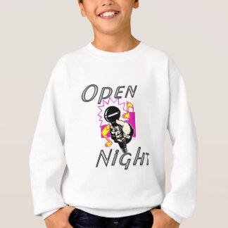 Open Mic Night Sweatshirt