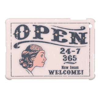 Open Mind -f iPad Mini Cover