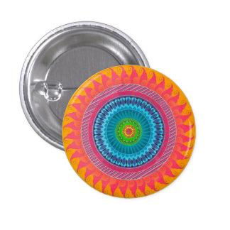 open mind mandala button
