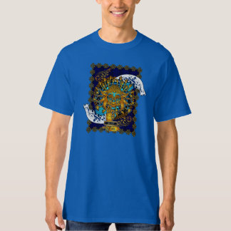 Open Mind: Multicultural Buddha design T-Shirt