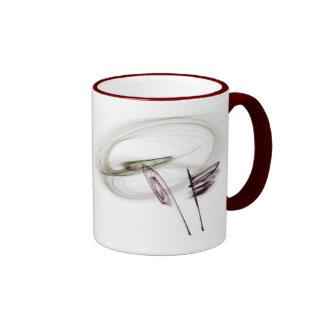Open Mind Ringer Mug