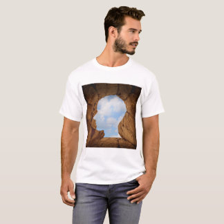 Open minded air head T-Shirt