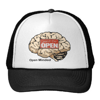 Open Minded Hat