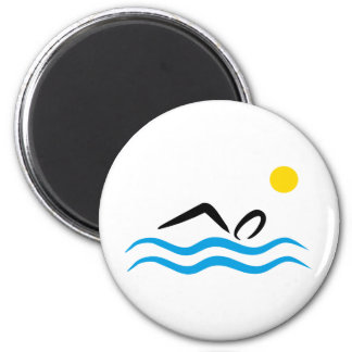 open more water swimming magnet
