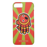 Hand shaped Open Mouth Baby Clown Fish iPhone 7 Case